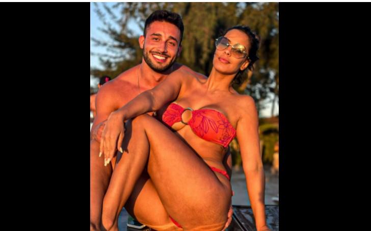 Os dois aproveitaram as belezas do Ceará para curtir férias/reprodução