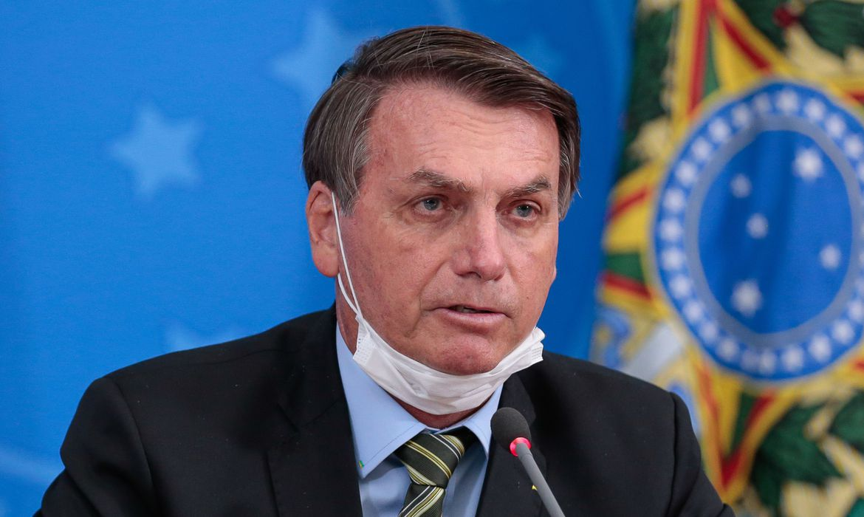 Jair Messias Bolsonaro aparece em segundo lugar na pesquisa. Crédito: Agência Brasil.