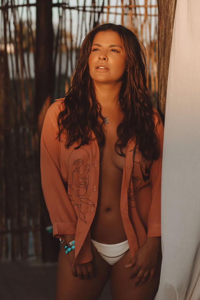 Gyselle Soares (Foto: Diego Araújo)