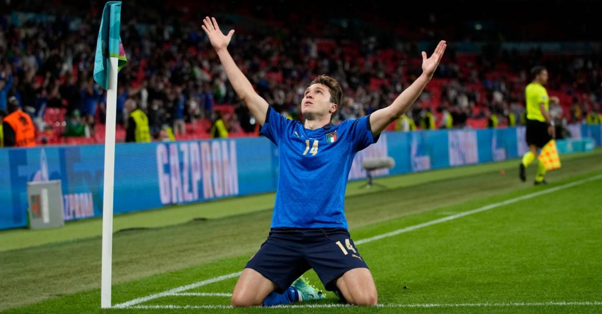 Itália entra em campo nesta terça pela Eurocopa. Foto: UEFA Eurocopa 2020 Oficial / @EURO2020