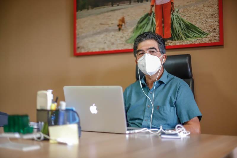 Deputado Francisco Limma (PT), relator do projeto - Foto: Divulgação/Alepi