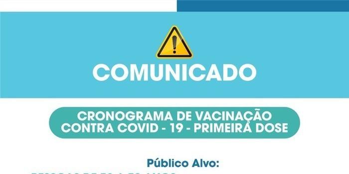 Casos de Covid-19 desacelera e vacinação avança em Monsenhor Gil