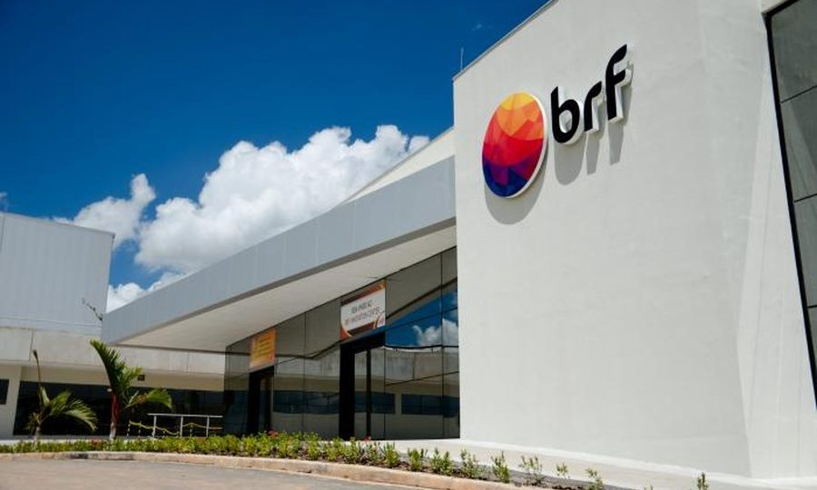 BRF anunciainvestimento de2,5 milhões de dólares na startup israelense Aleph Farms- Foto: uma das sedes da BRF-Divulgação