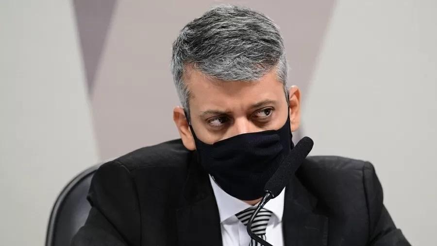 Mais cedo, Aziz já havia alertado o Dias sobre suas declarações à CPI - Pedro França/Agência Senado