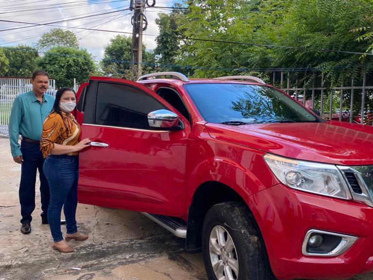 Prefeita Claudia Medeiros recupera veículo que se encontrava sucateada - Imagem 3