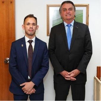 Anderson Campos é apoiador de Bolsonaro e fez duras ofensas a Xuxa