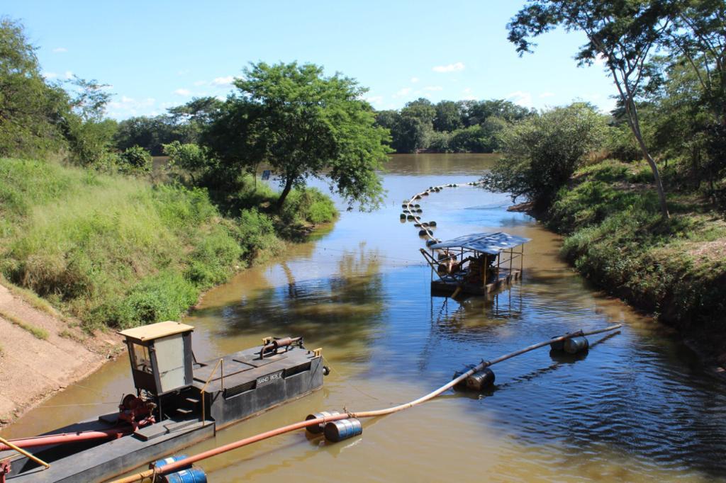 A Águas de Teresina realiza um serviço de qualidade desde o rio Parnaíba às torneiras de cada residência (Foto: Lucrécio Arrais)