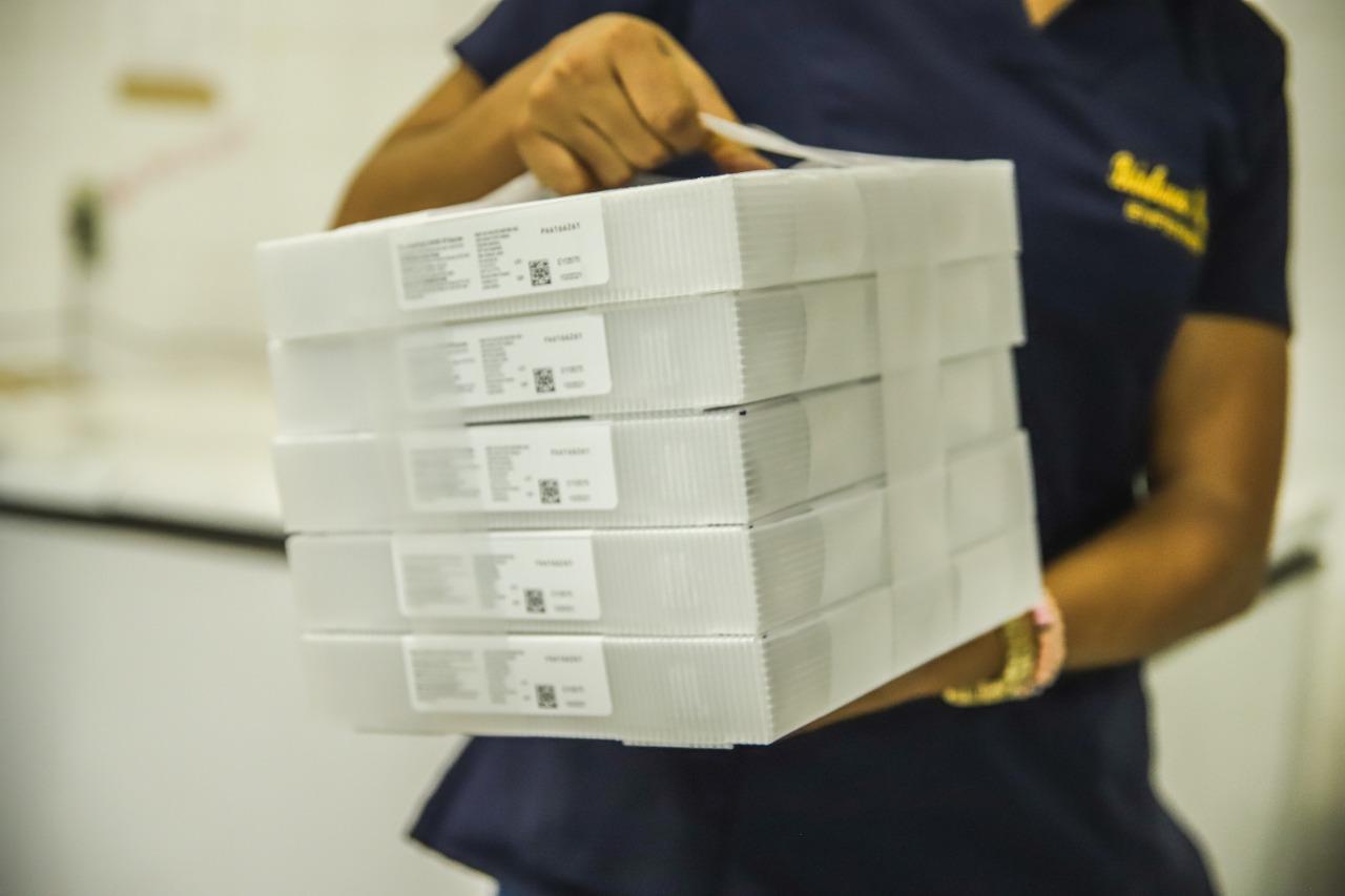 Neste momento a Sesapi tem concertos esforços para acelerar o ritmo de vacinação no estado - Foto: Sesapi