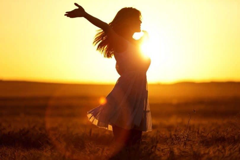 Escolher que caminho tomar e ser feliz/reprodução