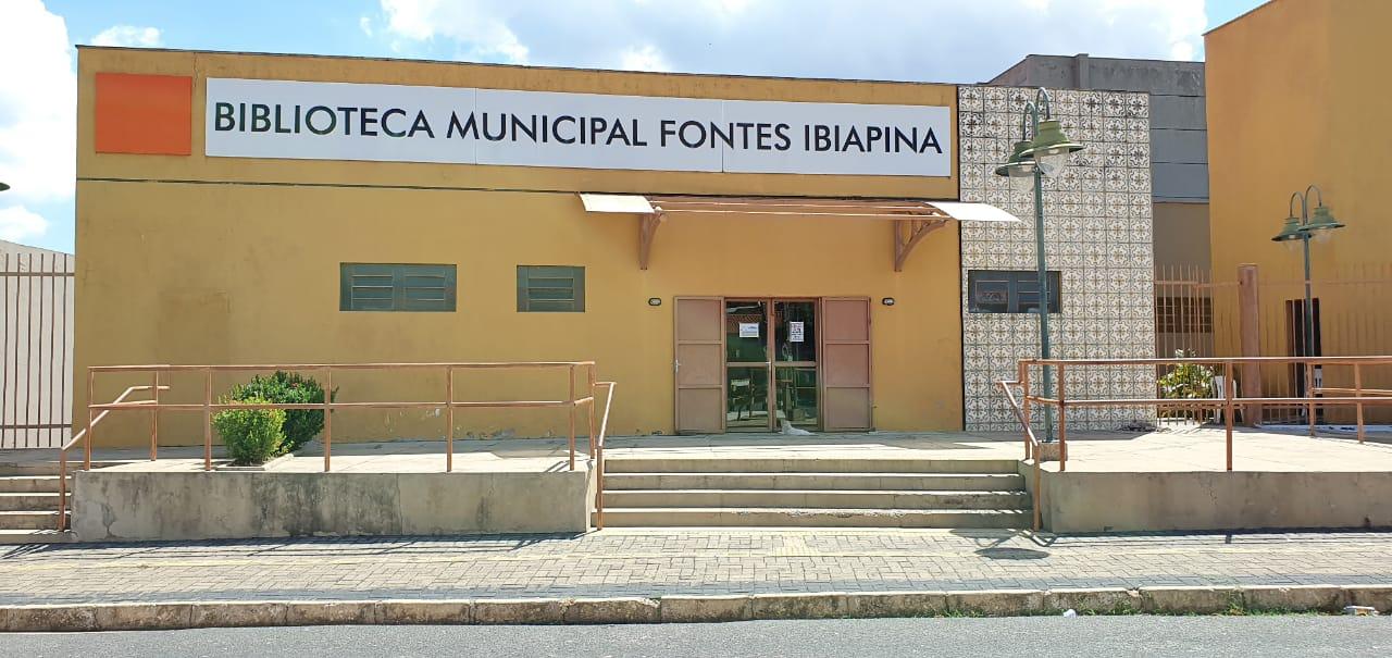 Prefeitura de Teresina reabre bibliotecas públicas nesta segunda (12) - Imagem 1