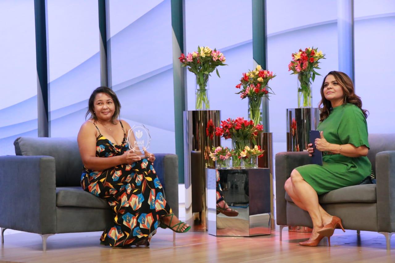 Fátima Sousa, representante da assoçiação (Foto: David Carvalho)