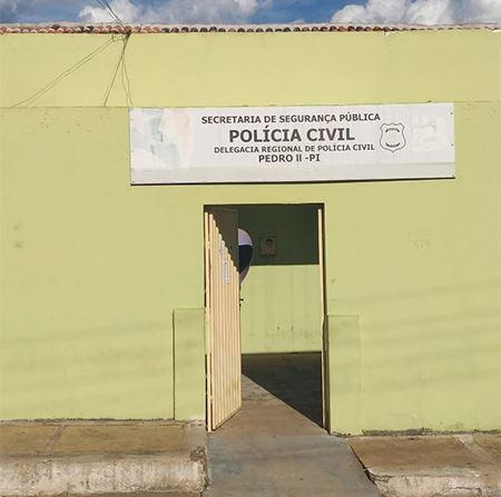 Delegacia de Polícia Civil de Pedre II