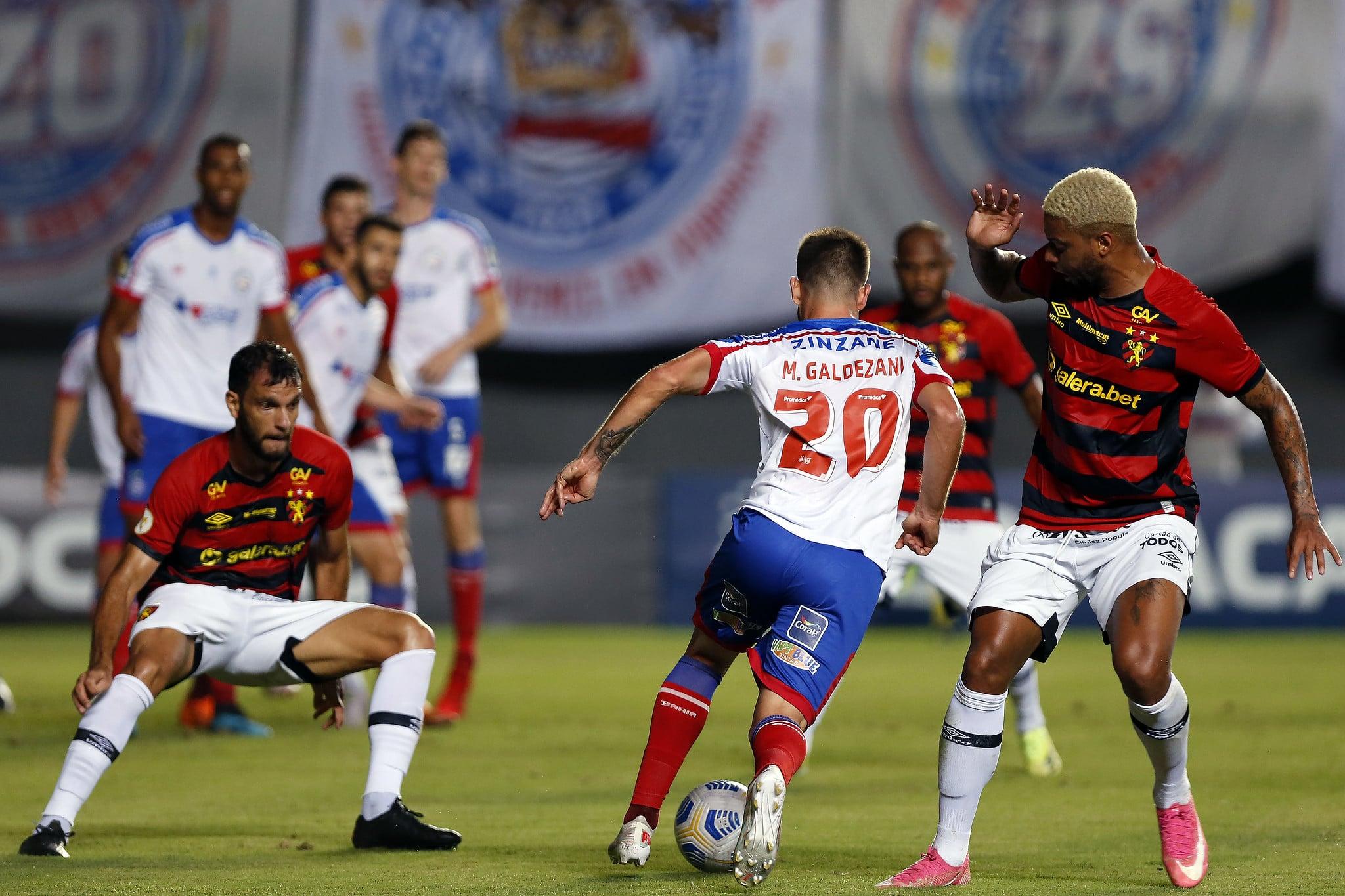 Sport venceu o Bahia fora de casa (Felipe Oliveira /EC Bahia / Fotos Públicas)