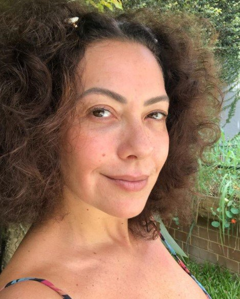 A atriz Fabíula Nascimento que está grávida ainda não se pronunciou