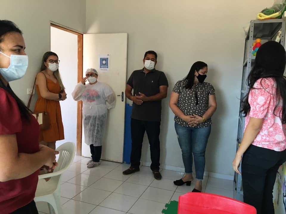 Manoel Emídio faz adaptações em sede do NASF para atender melhor o público - Imagem 7