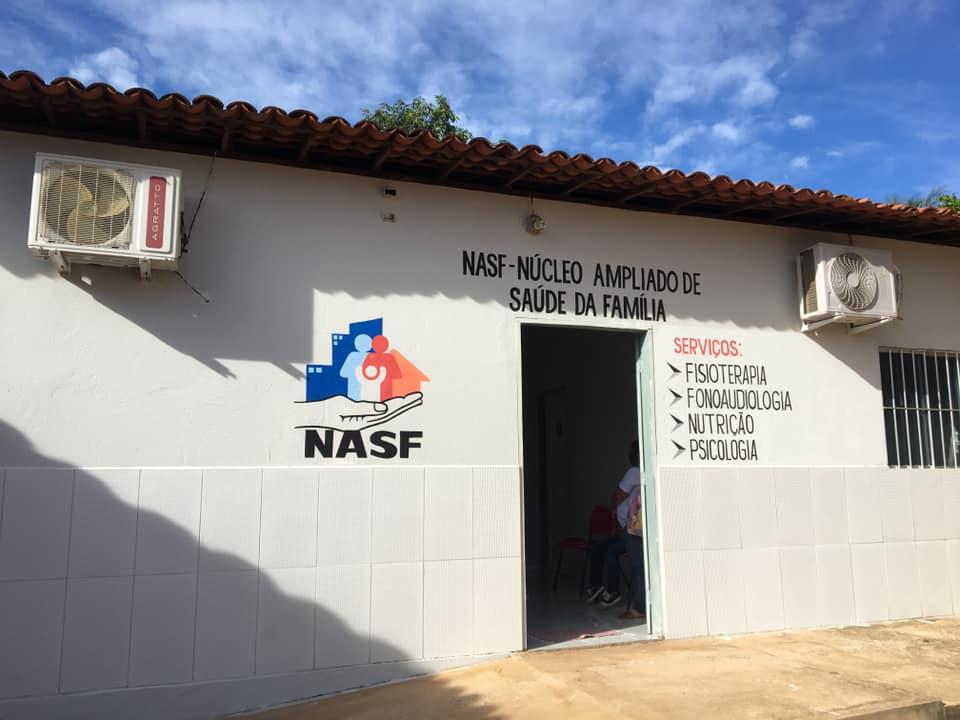 Manoel Emídio faz adaptações em sede do NASF para atender melhor o público - Imagem 1
