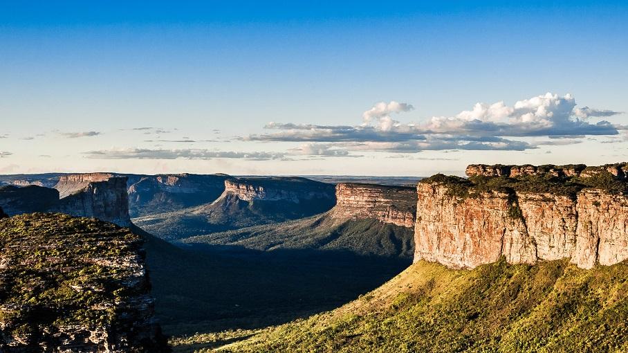 A Chapada Diamantina é o destino certo para quem busca ecoturismo (Foto: Rpeorudção/Internet)