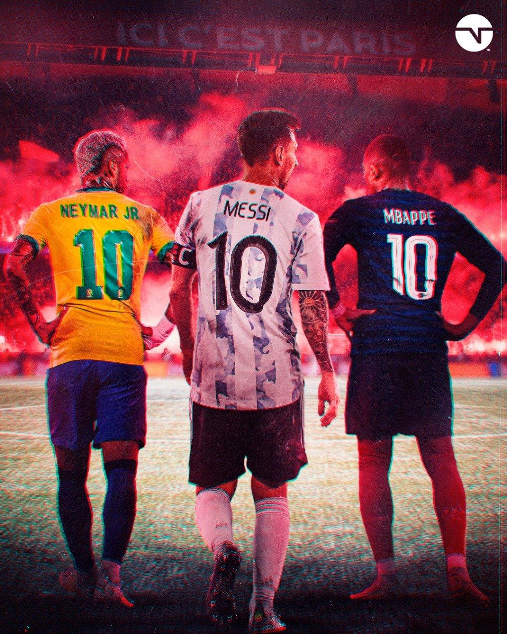 PSG agora terá trio que promete render R$ 742 milhões por temporada - Foto: TNT