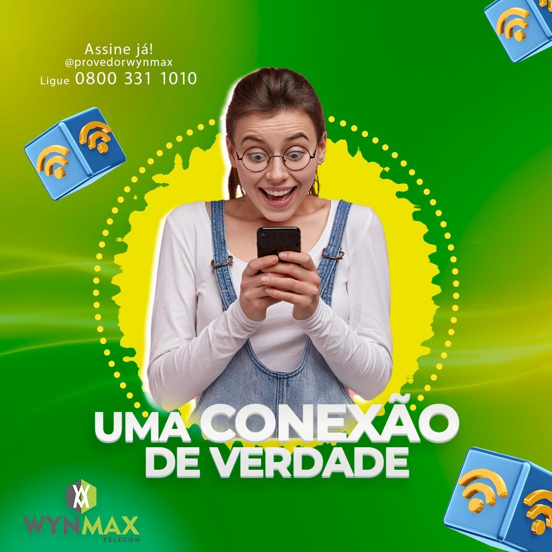 Assine já a melhor internet de Inhuma- wynmax telecom - Imagem 2