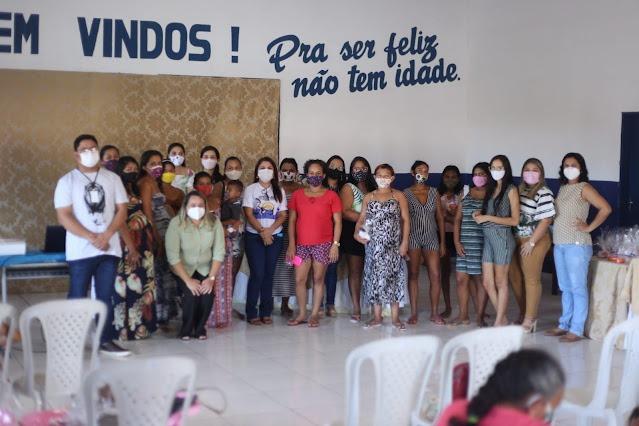 Agosto Dourado é celebrado com palestras às mães em Luís Correia - Imagem 1