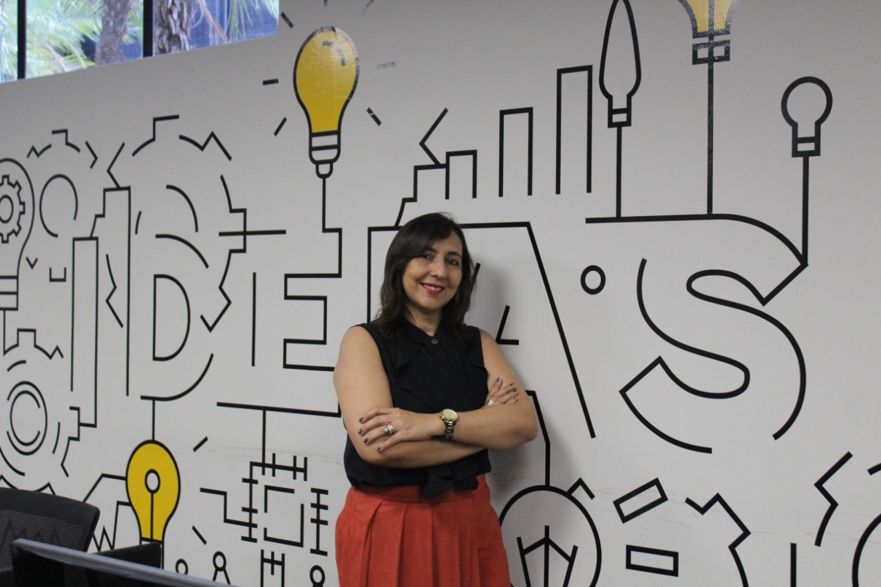 Lívia Melo, consultora do Sebrae, afirma que avanço da vacinação é positivo para o mercado - Foto: Raíssa Morais