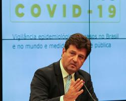 Ex-ministro Mandetta é o entrevistado do Agora nesta segunda (16)