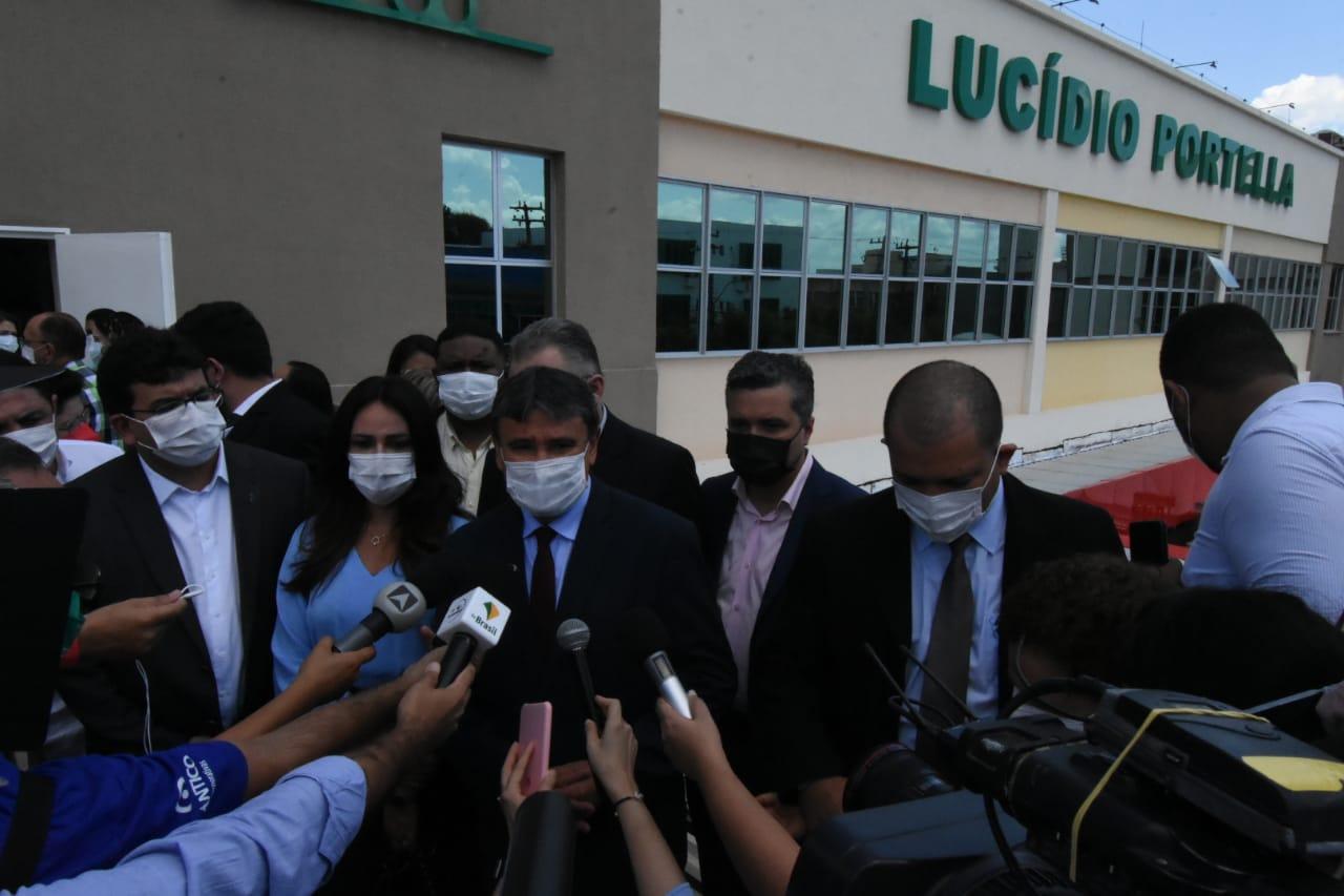 Hospital Lucídio Portella (Foto: Paulo Barros)