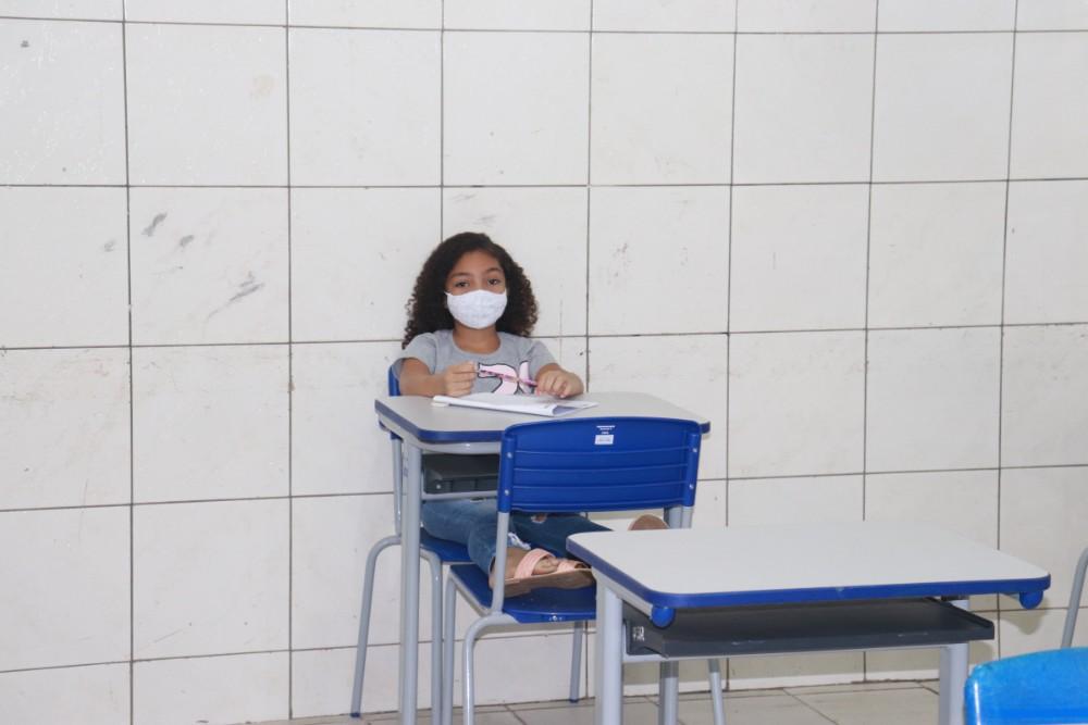 Secretaria de Educação realizou a prova do SAEPI para Alunos do 2º Ano - Imagem 7
