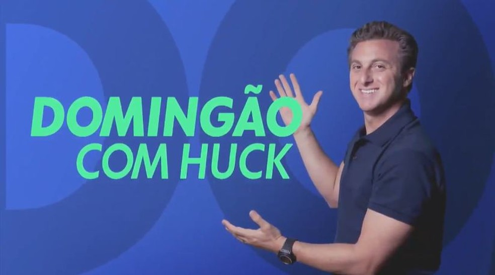 Depois de insistir, Luciano Huck conseguiu por seu nome no programa que vai comandar aos domingos. (Foto: TV Globo)