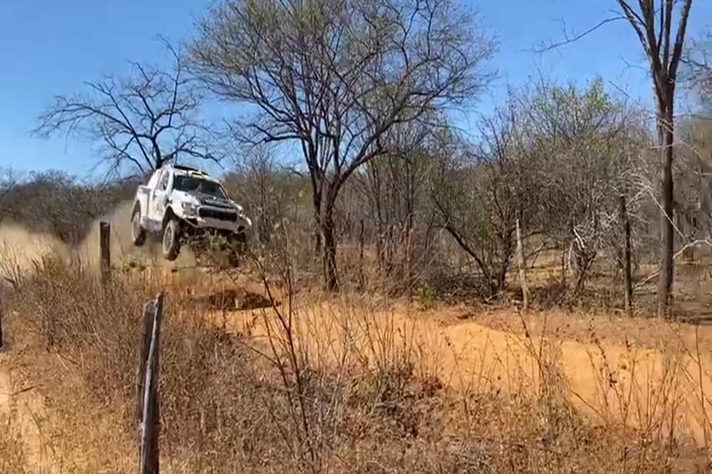 A maior competição off-road das Américas, o Rally dos Sertões 2021, tem um roteiro 100% nordestino