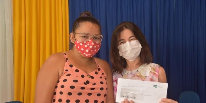 Prefeitura de Monsenhor Gil faz entrega do Cartão Sasc Emergencial