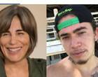 """Gloria Pires fala de parceria com Whindersson: """"Meu novo futuro filho"""""""