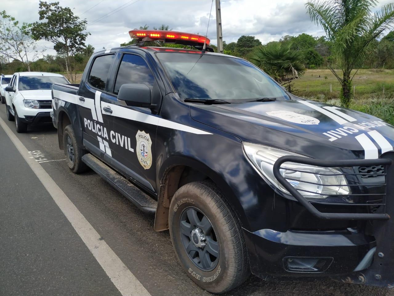 O homicídio vai ser investigado pela Policia Civil - Foto: Portal MN
