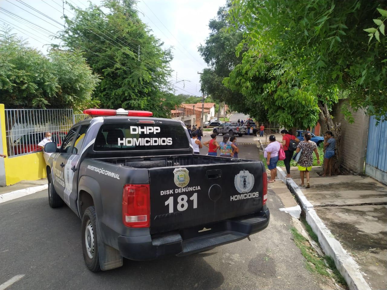Piauí é um dos 6 estados com altas em crimes - Foto: Portal MN