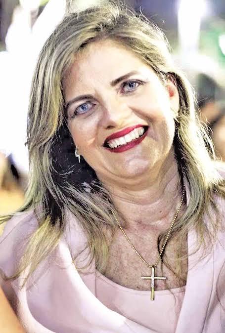 Gracinha Moraes Souza será candidata a federal pelo DEM