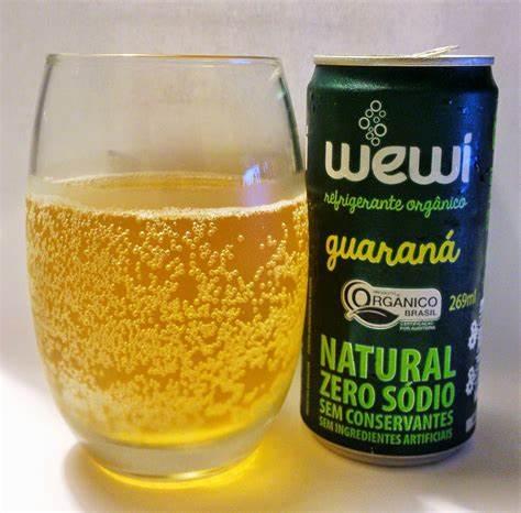 Refrigerantes orgânicos, sem aditivos nem corantes artificiais. (Foto: Reprodução)