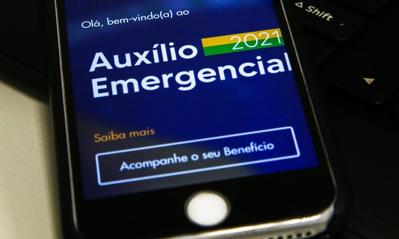 O pagamento da quinta parcela aos inscritos no Bolsa Família começou no último dia 18 e segue até o dia 31 - Foto: Agência Brasil