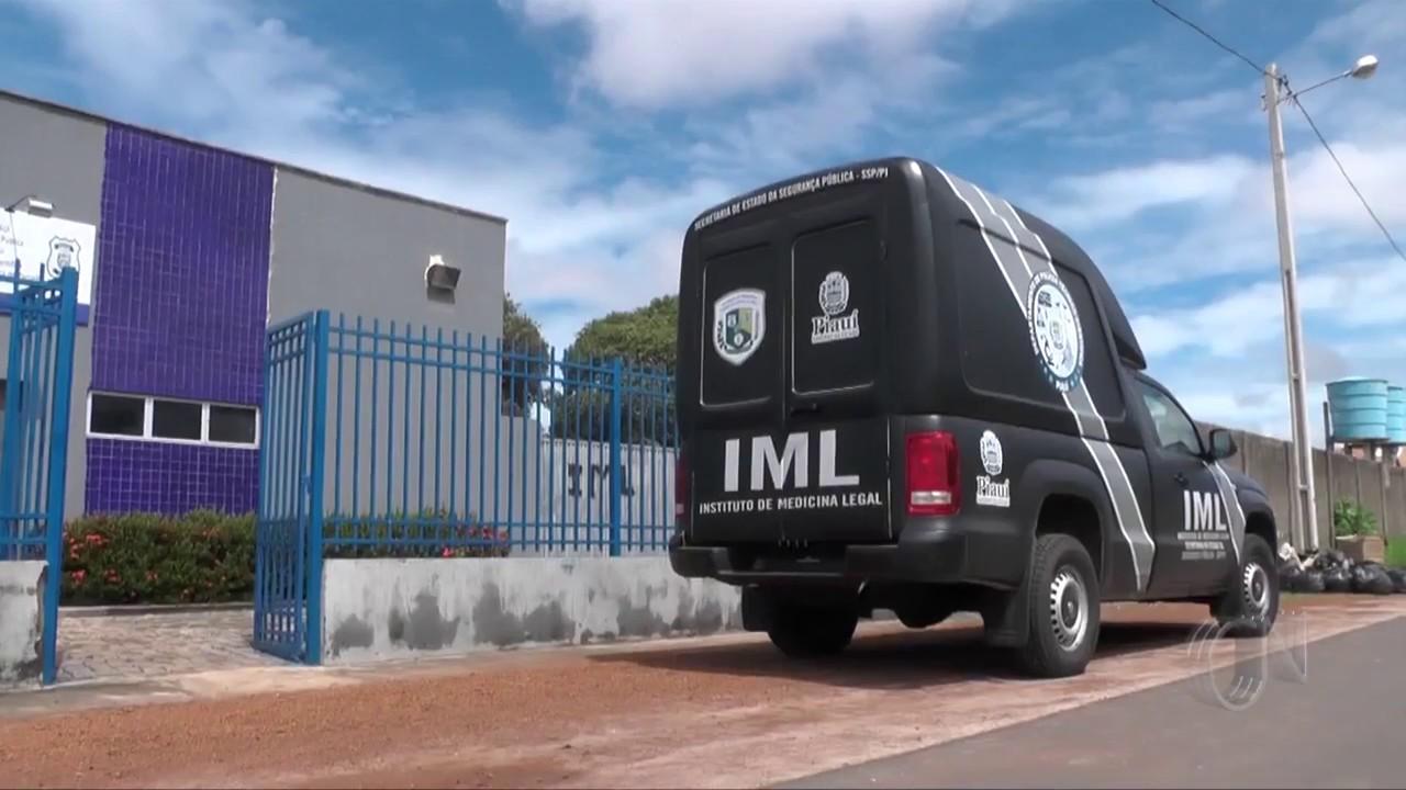 O corpo da vítima foi levado para IML de Parnaíba