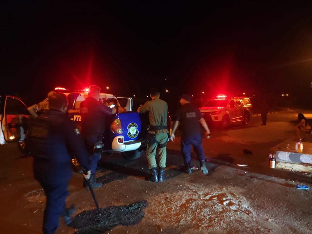 Policial reagiu tentativa de homicídio e matou um dos suspeitos no Piauí - Foto: Reproducão