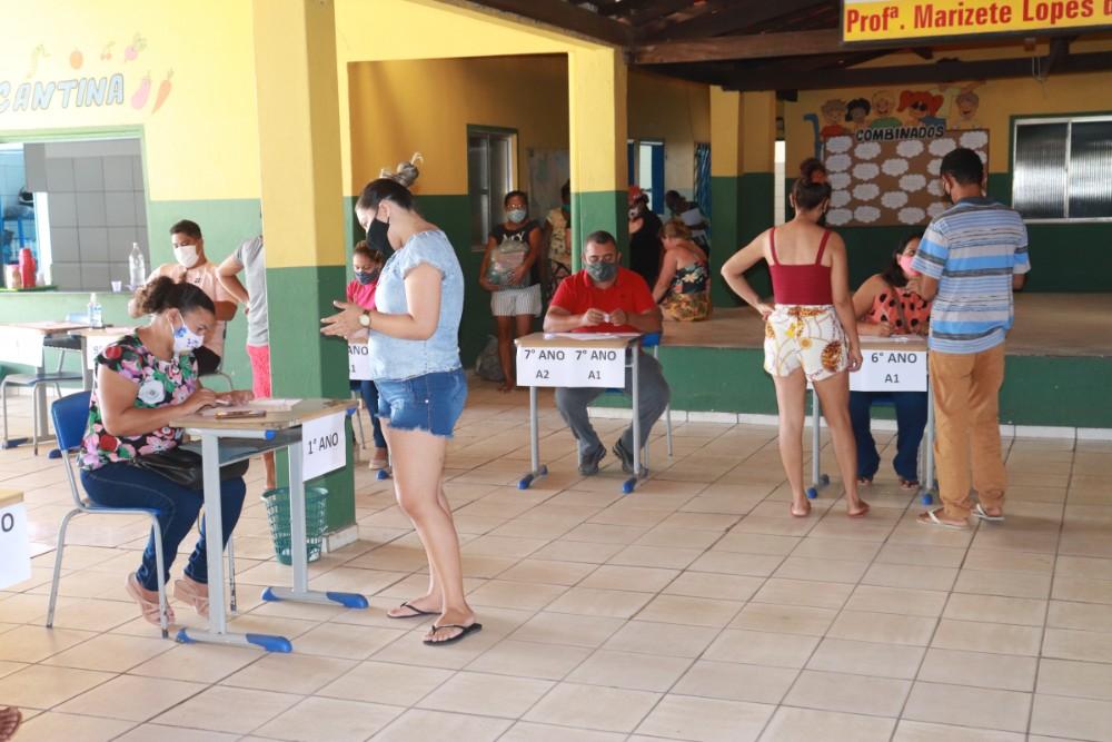 Prefeitura de Lagoinha entregou kits de Alimentação Escolar para Alunos - Imagem 5