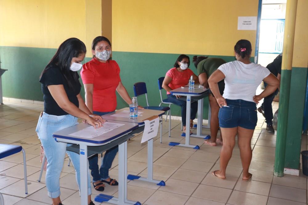 Prefeitura de Lagoinha entregou kits de Alimentação Escolar para Alunos - Imagem 3