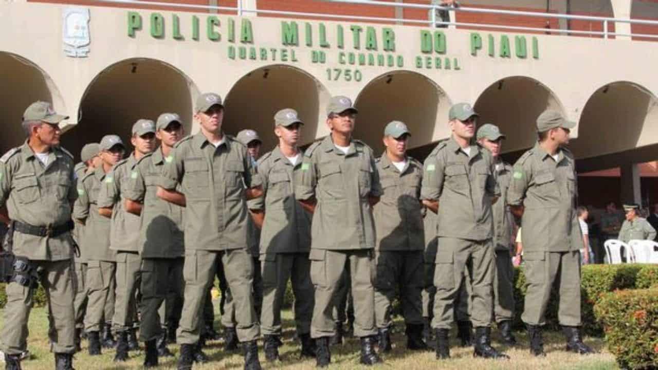 Rafael Fonteles anunciou o aumento de vagas no concurso da PM (Foto: Divulgação)