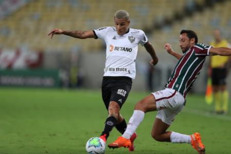 Com a vantagem, o Atlético-MG pode até empatar na volta, no dia 15 de setembro, no Mineirão, que avança às semifinais