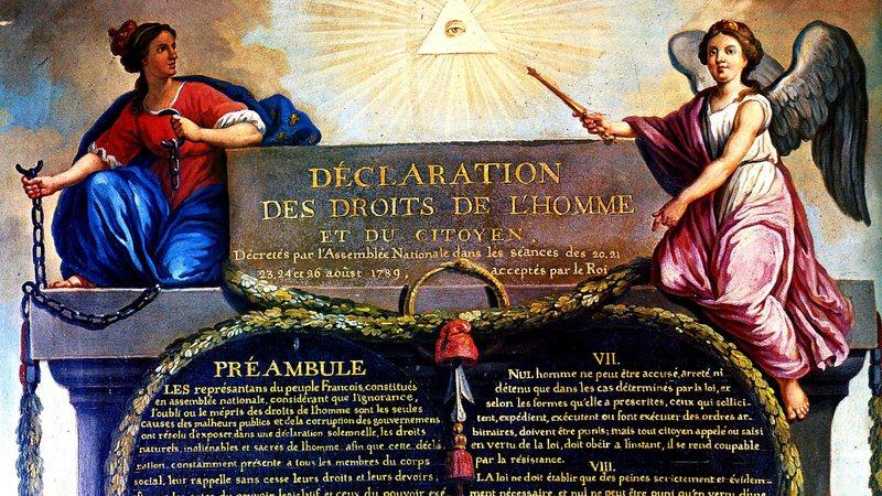 Ela foi reformulada no contexto do processo revolucionário numa segunda versão, de 1793 - Foto: Reprodução