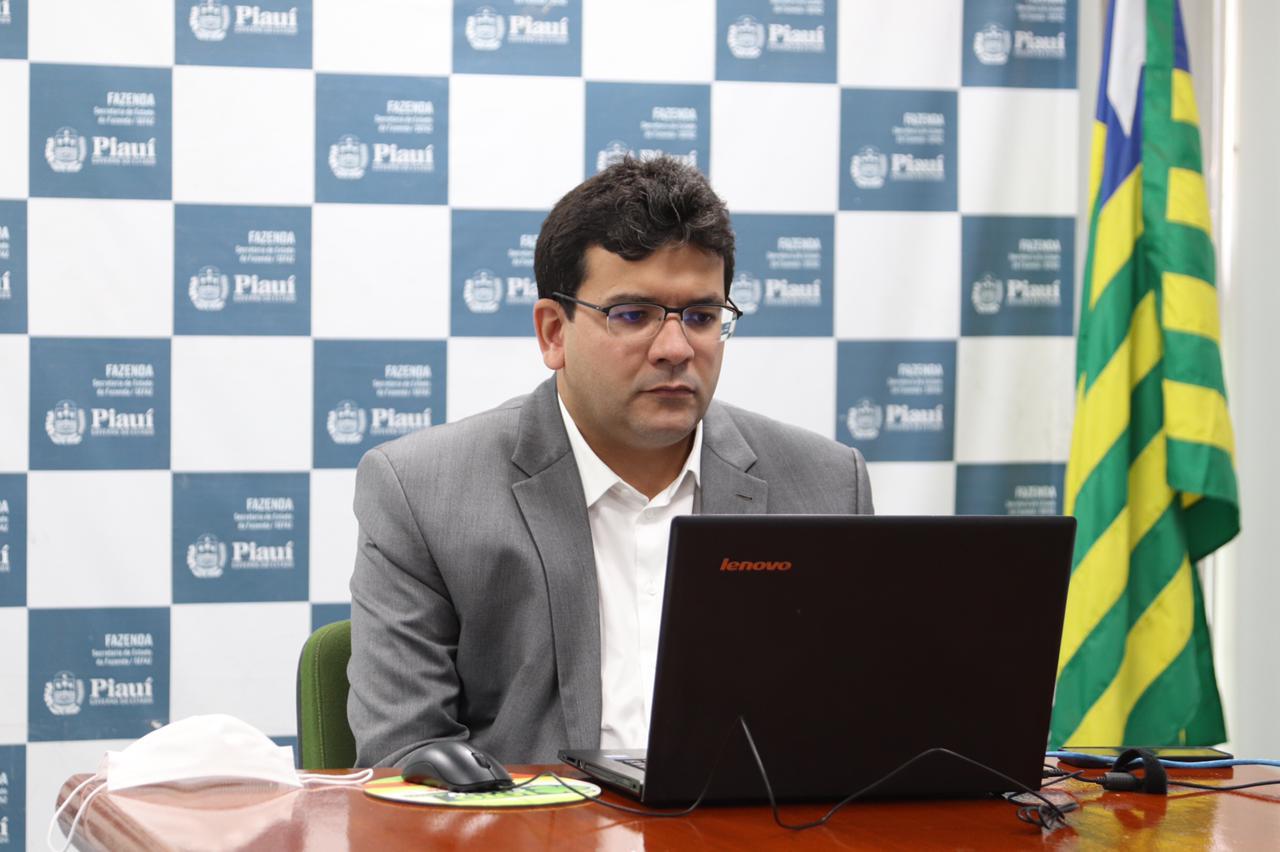 Rafael Fonteles diz que Piauí tem crédito de sobra (Foto: CCOM/Divulgação)