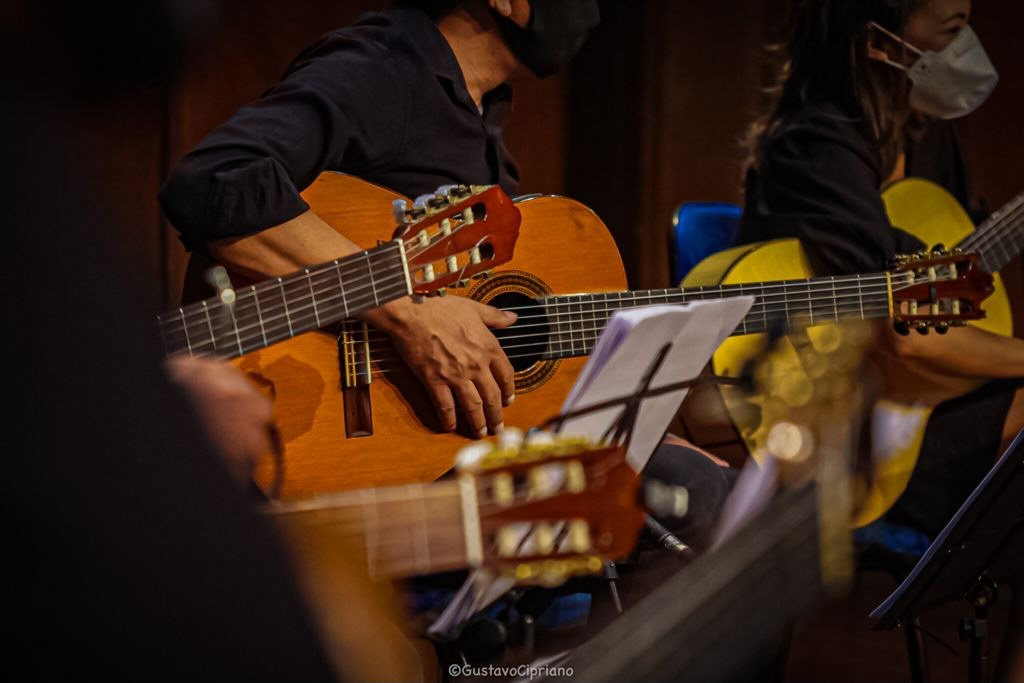 Festival reúne grandes nomes da música (Foto: Gustavo Ciprinao)