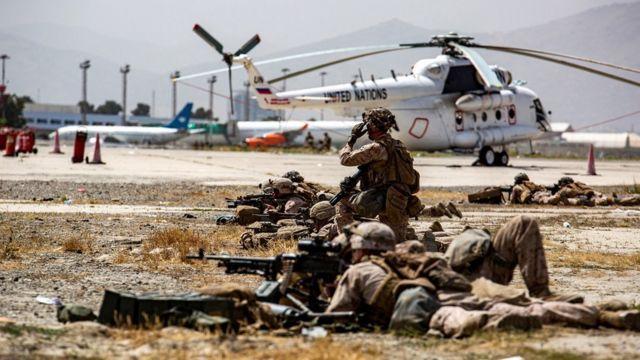 Soldados americanos em Cabul- Foto: Reuters