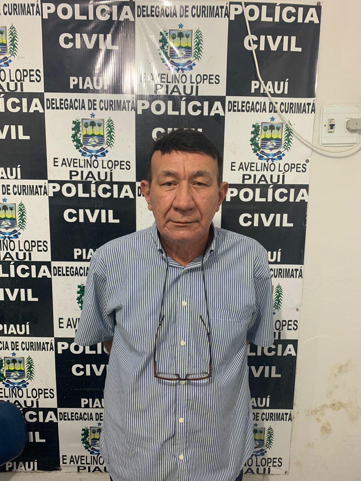Secretário de prefeitura no Maranhão é preso pela Polícia Civil no Piauí (Foto: Divulgação)