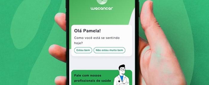 Aplicativo possibilita monitorar pacientes com câncer- Imagem-Divulgação