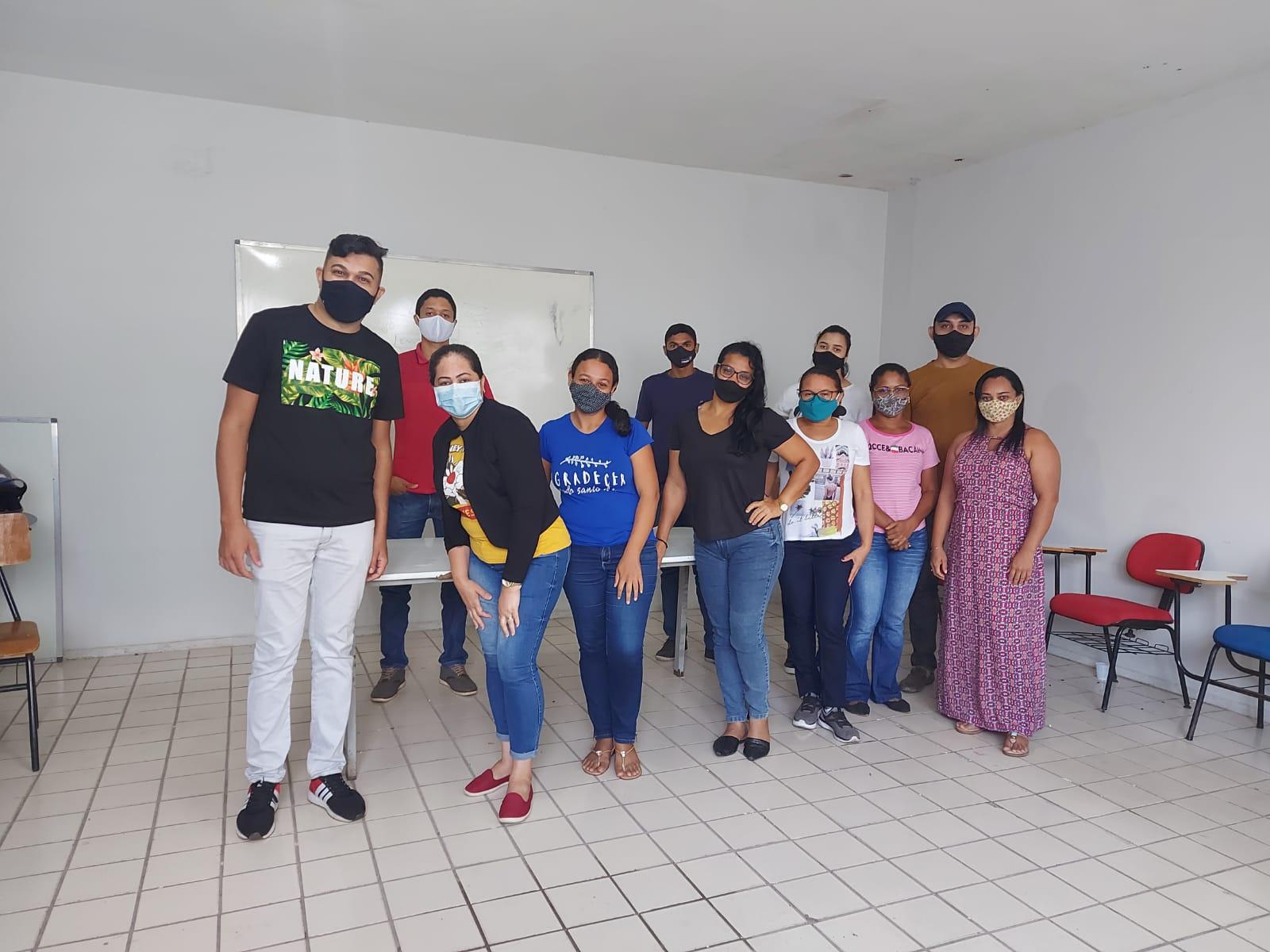 Desde o início do mês de julho, a Fundação Wall Ferraz vem realizando reuniões nos centros de capacitação espalhados pelos bairros de Teresina - Foto: Ascom